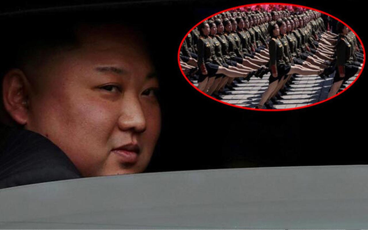 Kuzey Kore tarihin en büyüğü başladı! Dünya saniye saniye izliyor