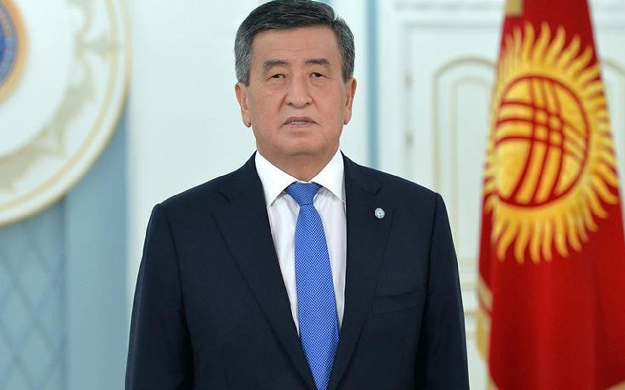 Kırgızistan Cumhurbaşkanı, başbakan ve hükümeti görevden alan kararnameyi imzaladı
