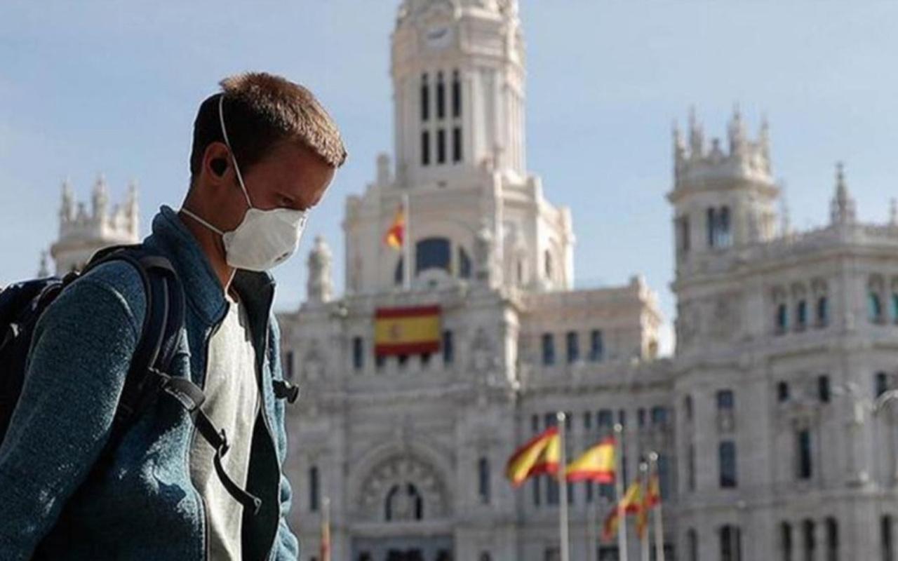 Vakalarla baş edemediler! Madrid'de koronavirüs nedeniyle OHAL ilan edildi