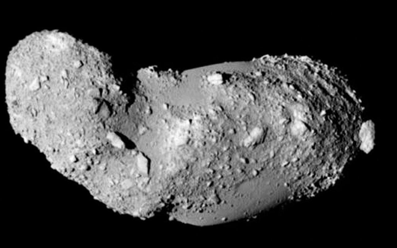 Türkiye'de ilk kez uzaydaki bir asteroitten getirilen parçalar incelenecek