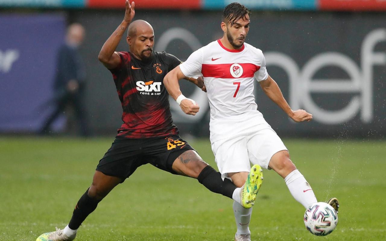 Galatasaray, Ümit Milli Takım'a diş geçiremedi