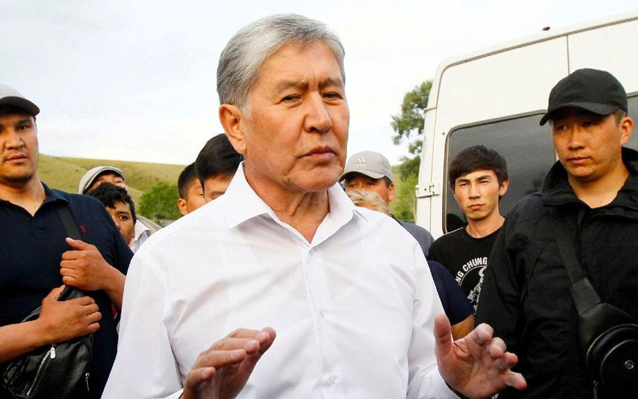 Kırgızistan eski Cumhurbaşkanı Atambayev yeniden tutuklandı