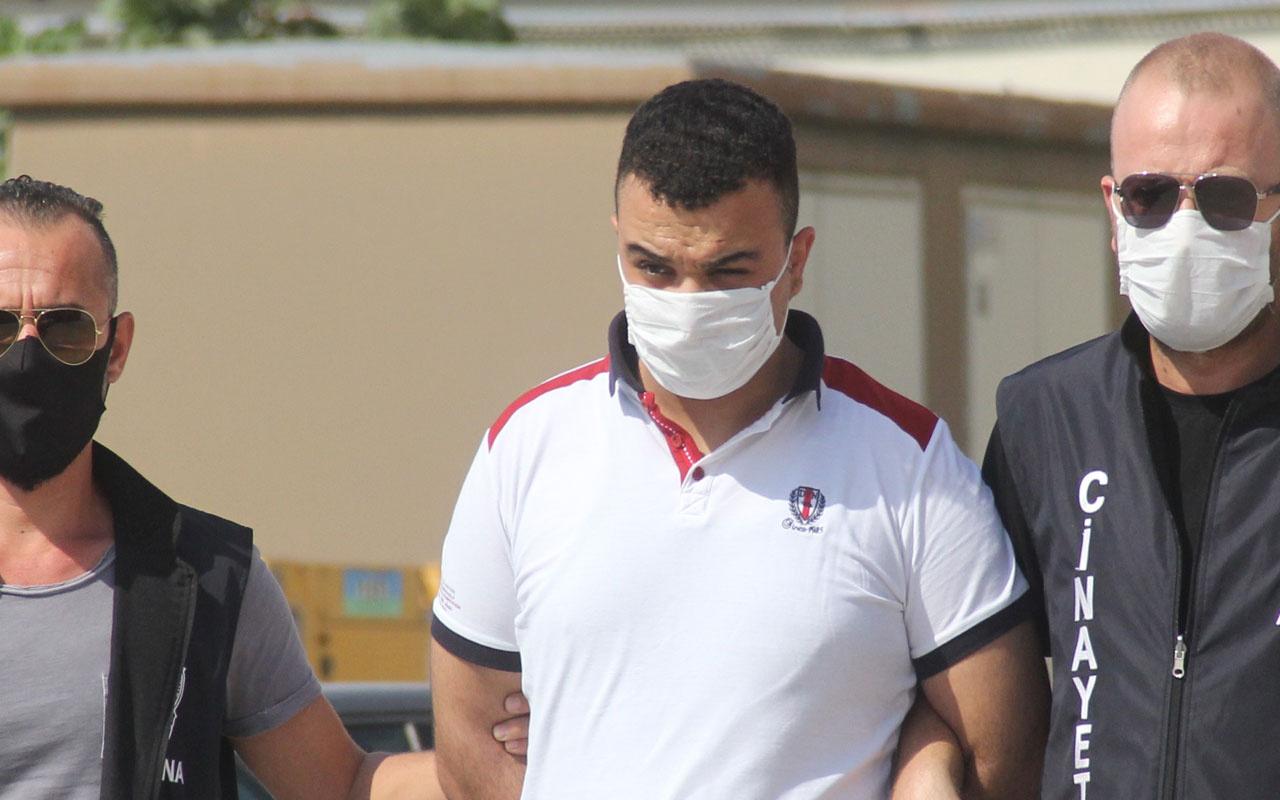 Adana'da dehşet! Uyuyan arkadaşını başından vurdu