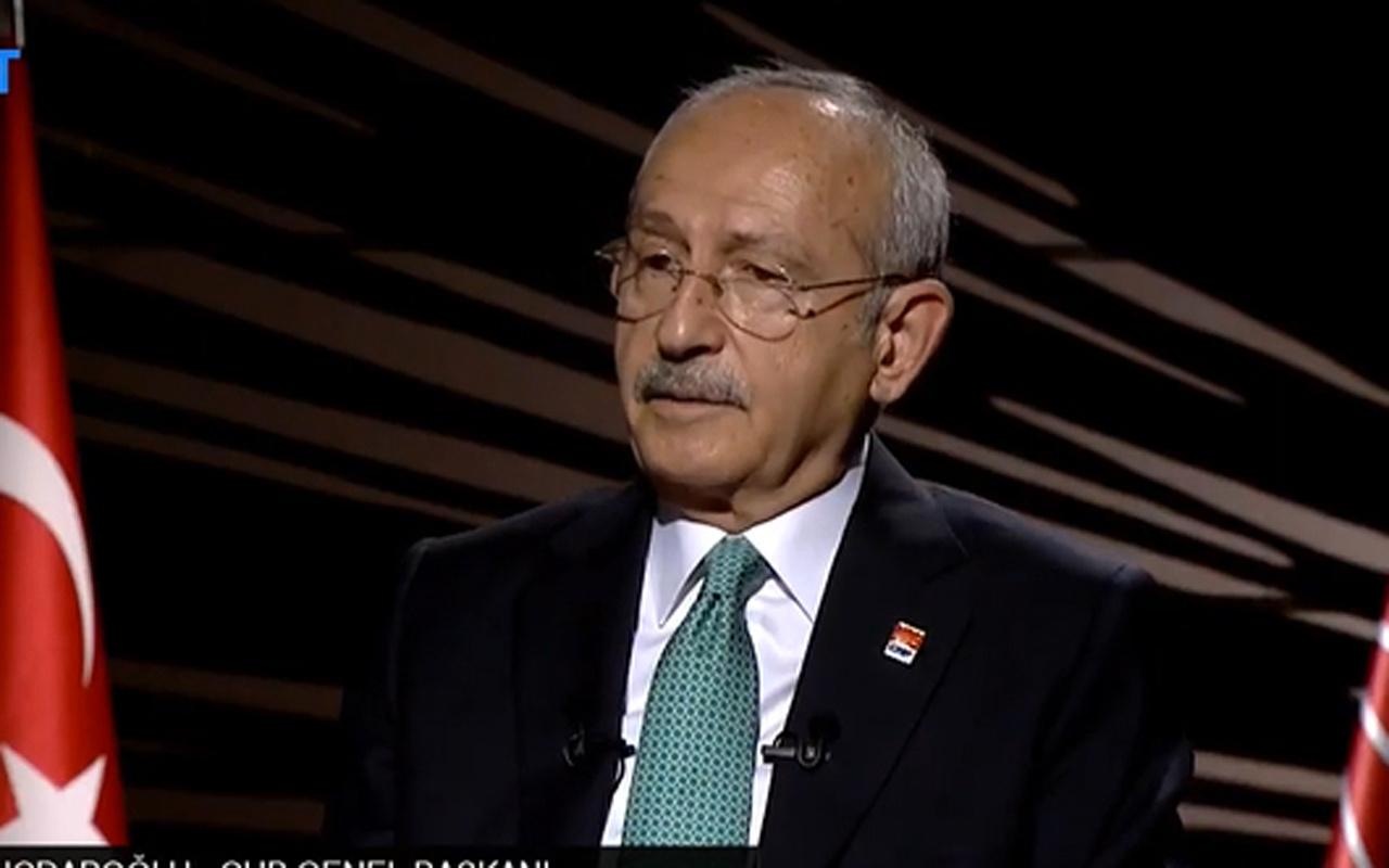 Kemal Kılıçdaroğlu'ndan Devlet Bahçeli'ye flaş çağrı ülkeyi seçime götür