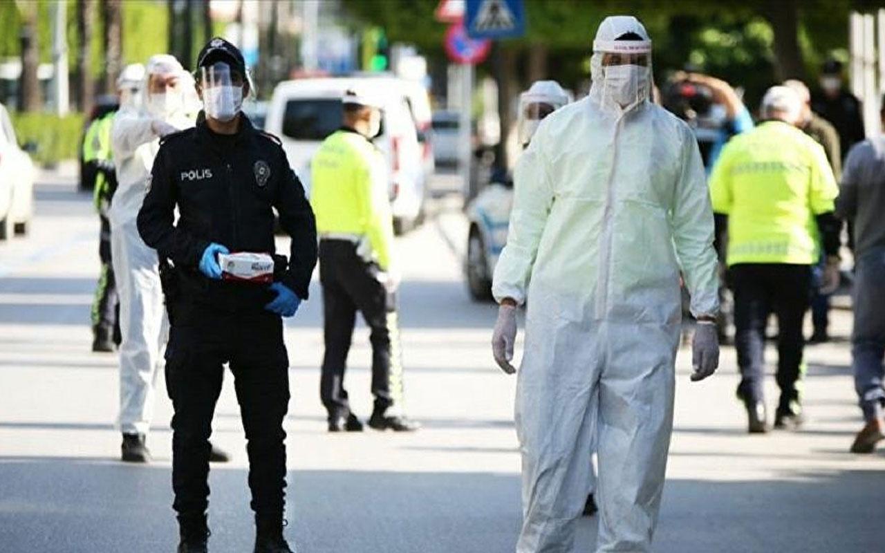 Kırklareli'nde yaşandı! Kovid-19 testi pozitif çıkan kişi köy meydanında gezerken yakalandı