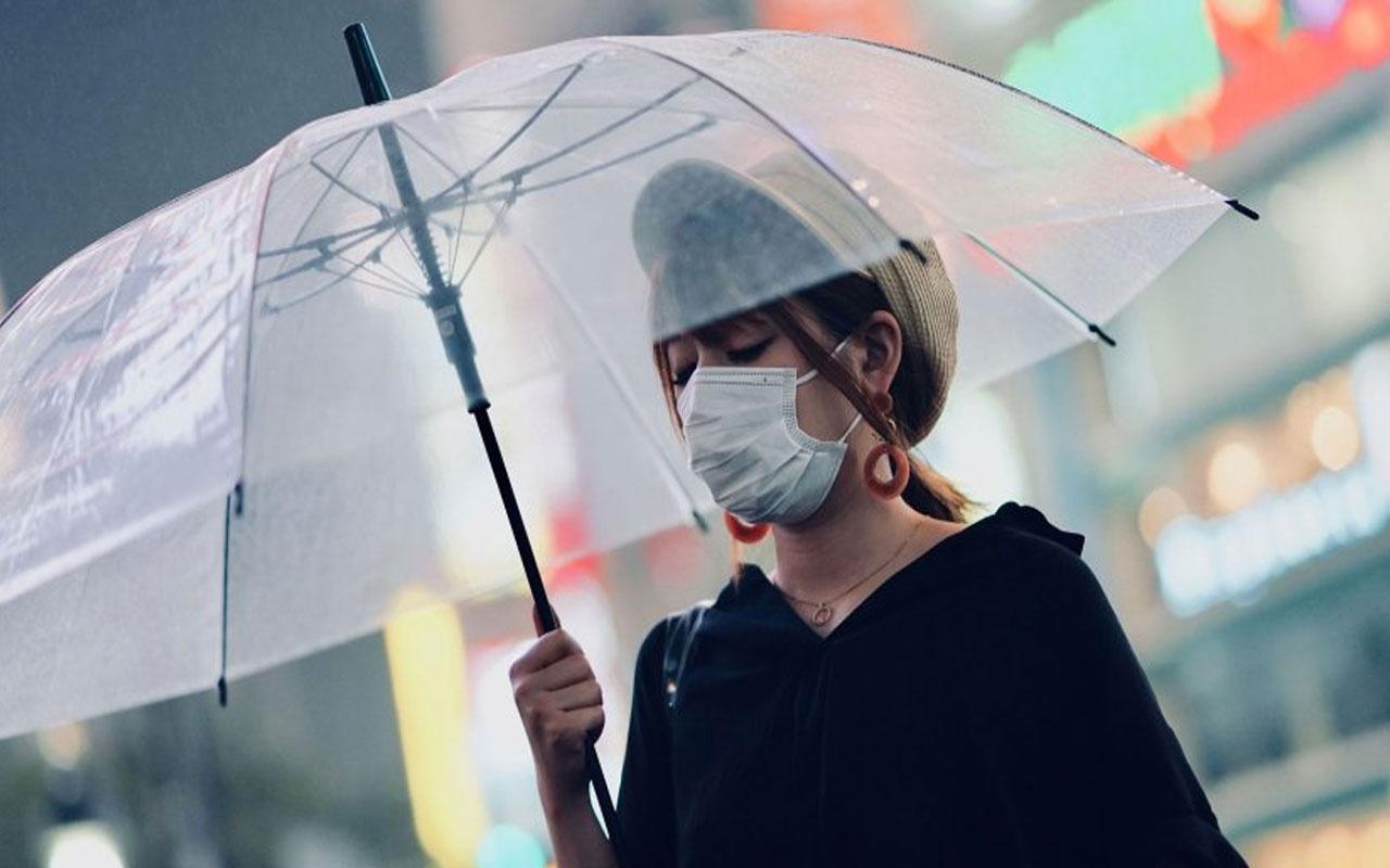 Osman Müftüoğlu:Yağmurda ıslanan maske işe yaramıyor