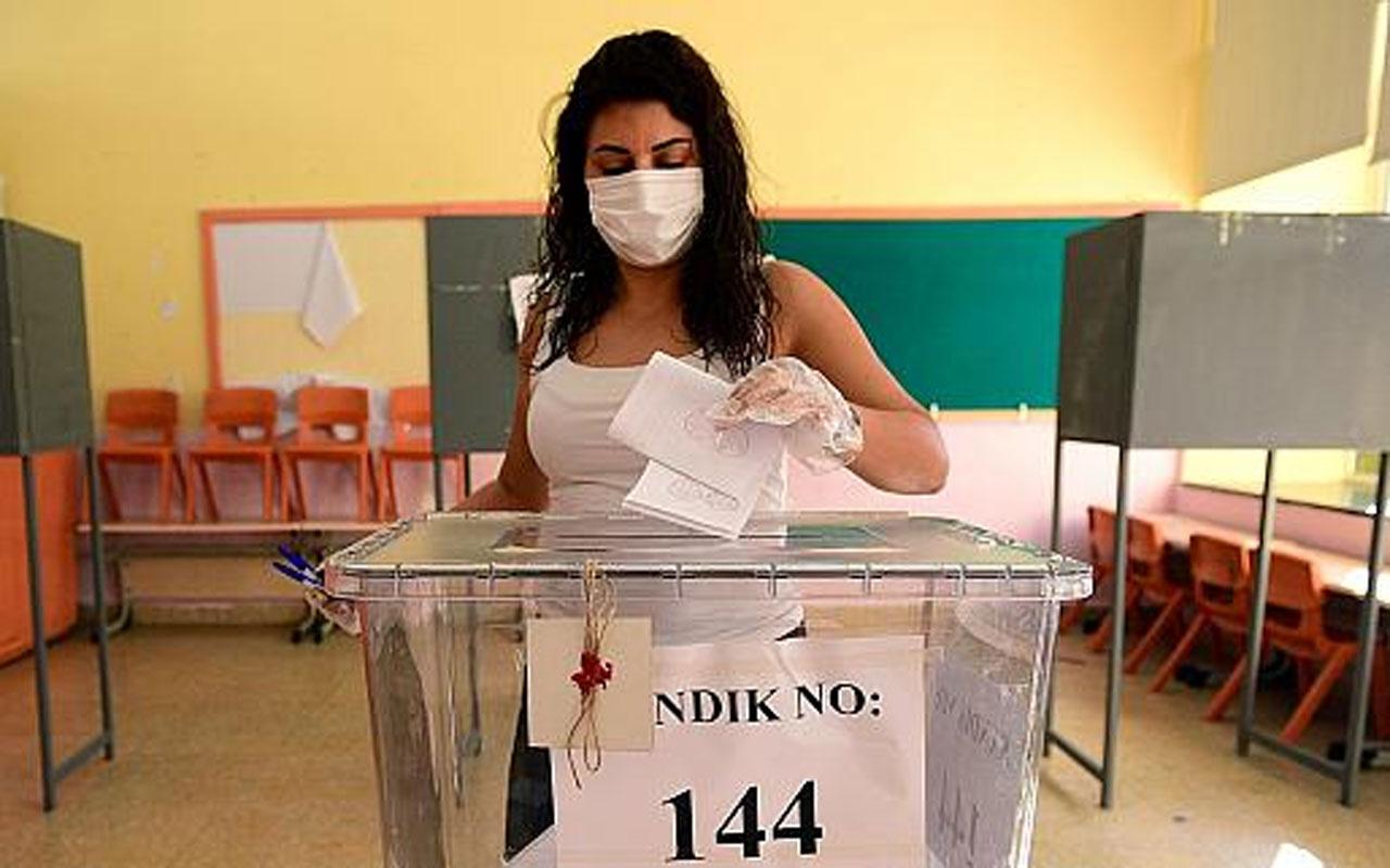 KKTC'de seçim sonuçları! Seçimler ikinci tura kaldı