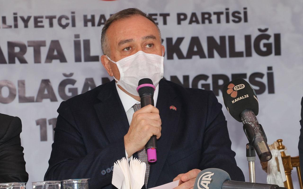 MHP'li Akçay'dan Hatay yangını açıklaması