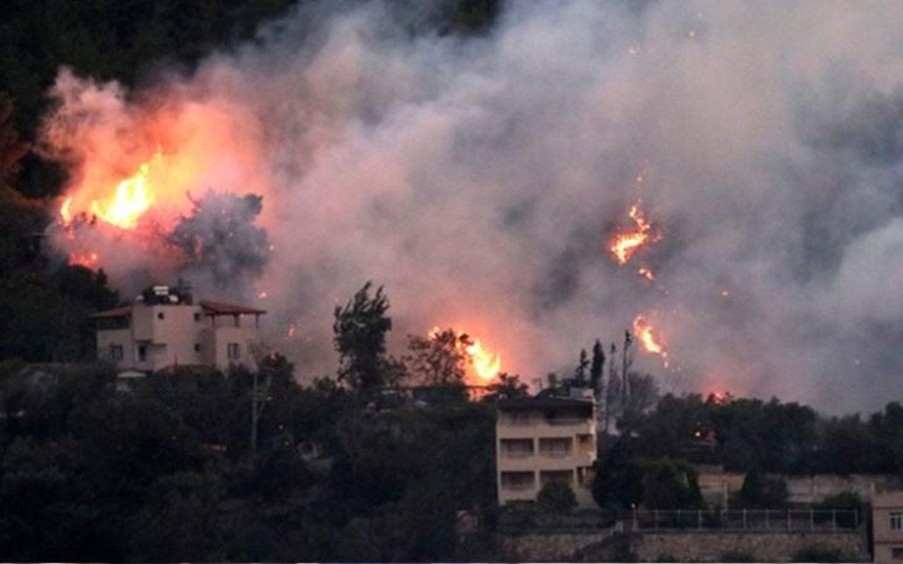 'Hatay'daki yangın bölgesinde maden projesi yapılacak' iddiası gündeme oturdu