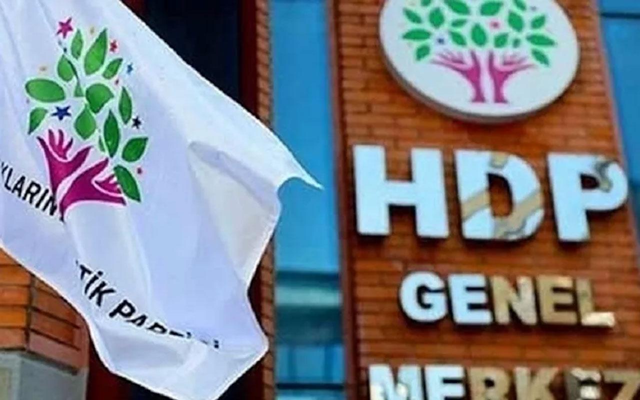 HDP'den orman yangınlarıyla ilgili açıklama: Tüm insanlığa karşı saldırıdır