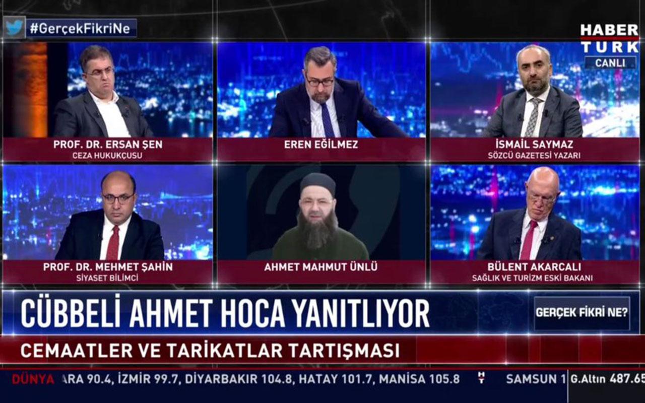 Cübbeli Ahmet Hoca: Atatürk'ün aleyhinde konuşmak caiz değildir