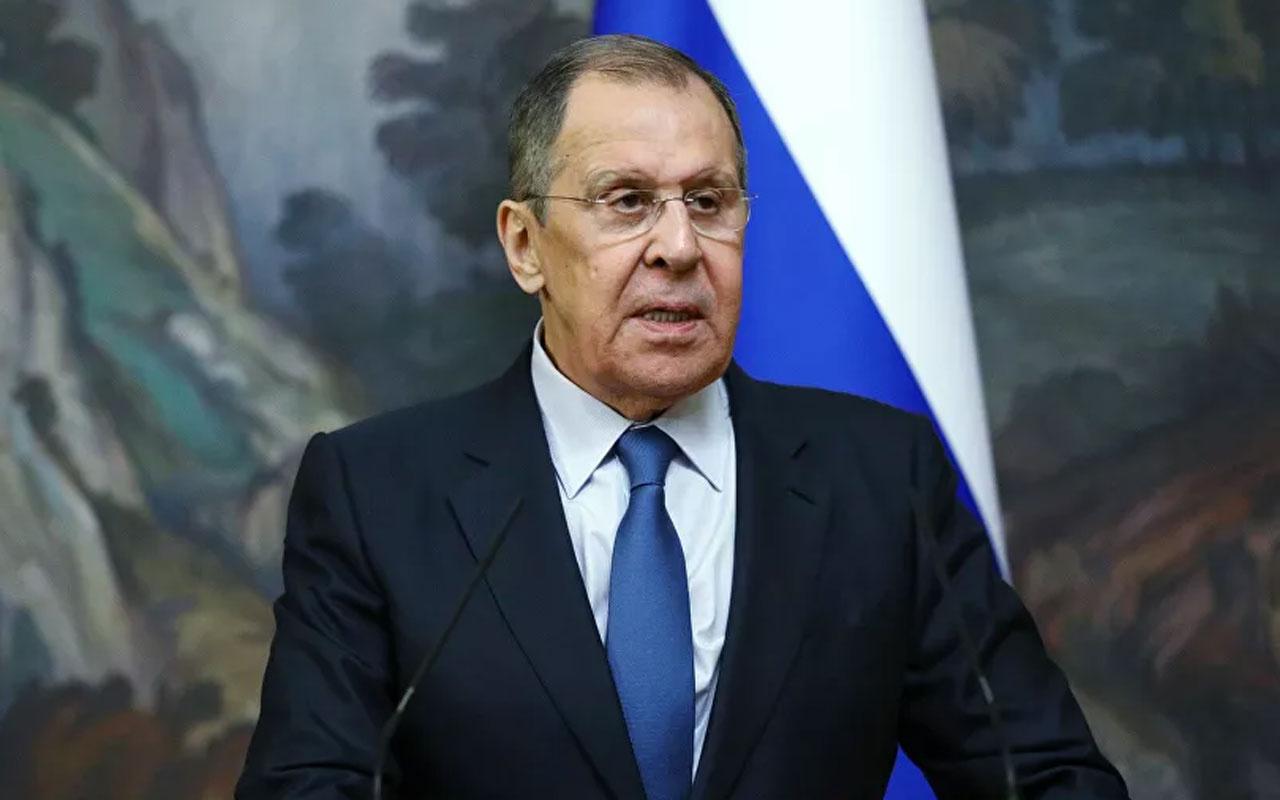 Sergey Lavrov, Ermeni mevkidaşıyla görüştü! 'Ateşkese uyulmuyor' uyarısı