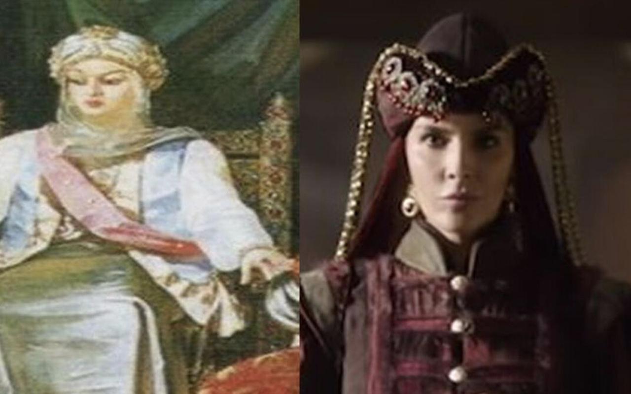 Terken hatun kimin karısı tarihte Terjen Hatun nasıl öldü?