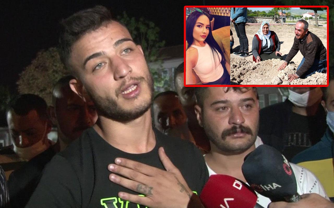 Ümitcan Uygun Aleyna Çakır'ın ailesine sosyal medyadan gözdağı verdi