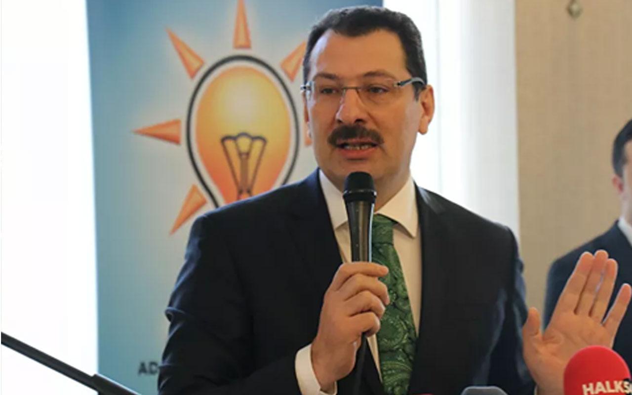AK Parti'li Ali İhsan Yavuz'dan Ayasofya açıklaması: İdamı göze almak demekti