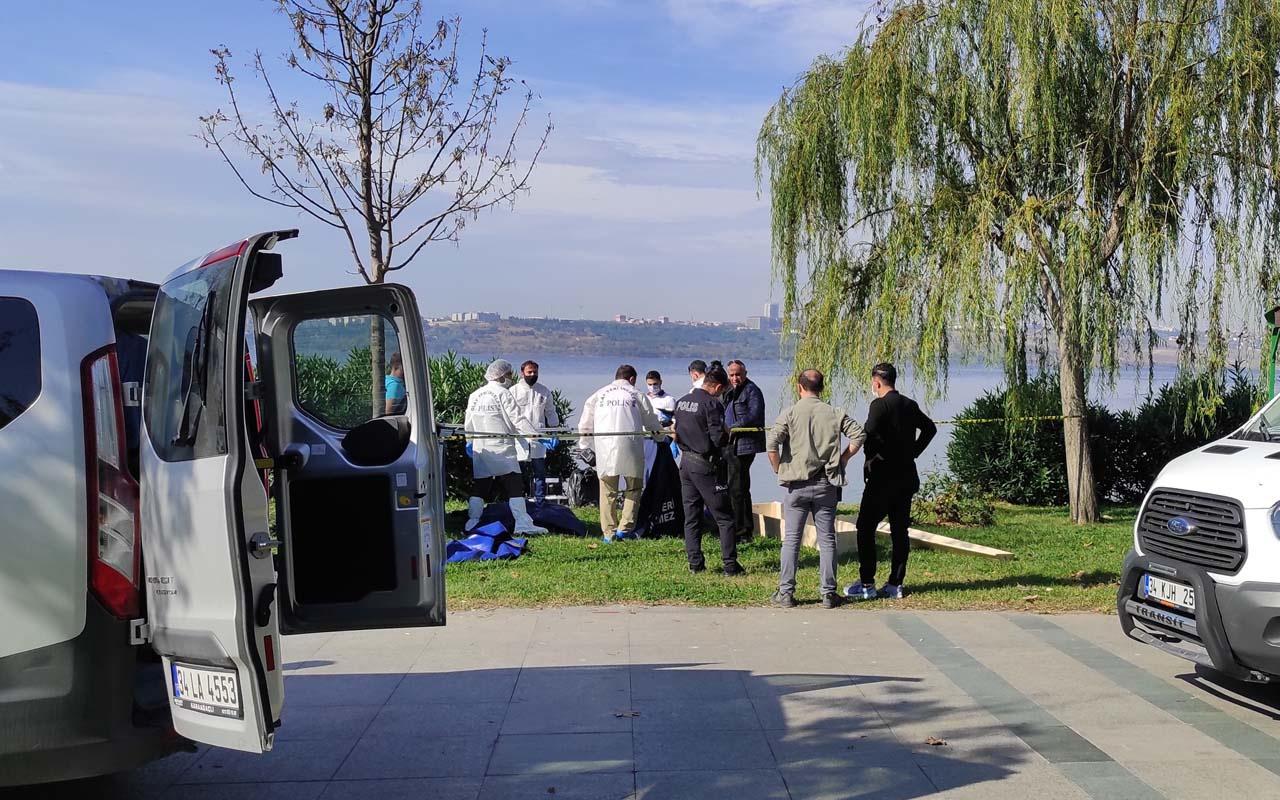 Küçükçekmece'de genç bir kadına ait ceset bulundu