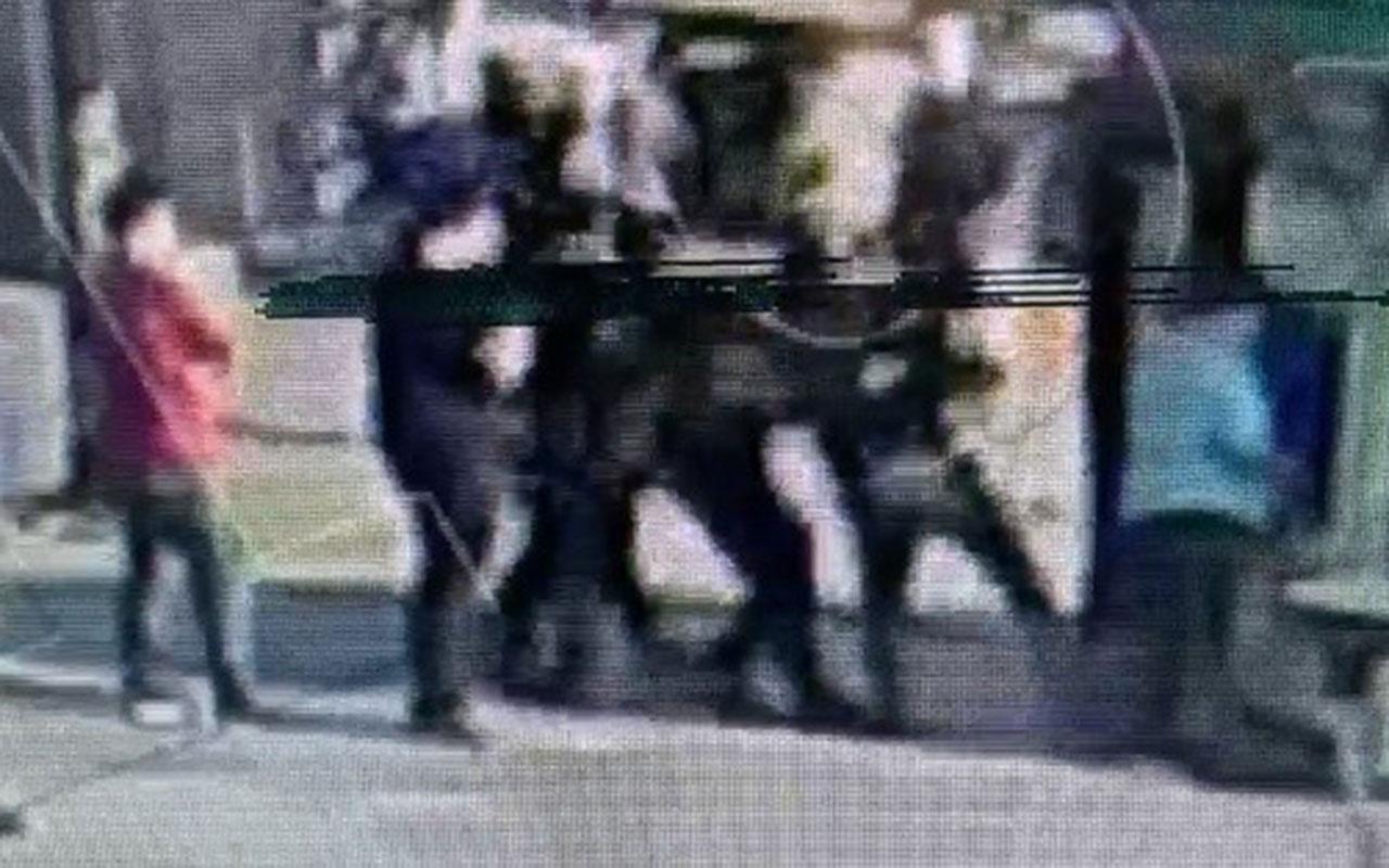 Bursa'da iğrenç olay! Banka ATM'si tacizcisi polise kafa atıp kaçmaya çalıştı