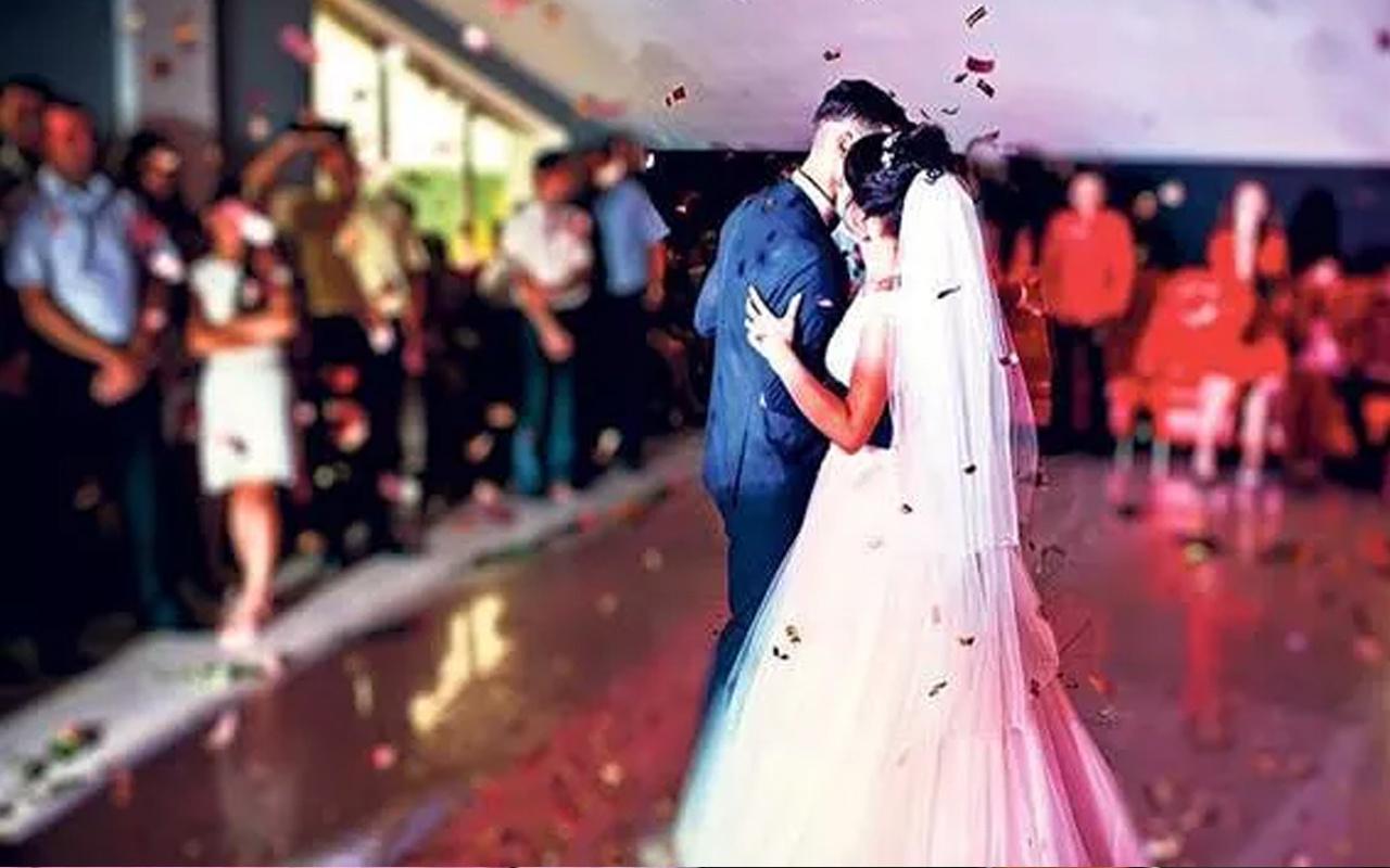 Adana'da düğüne rekor ceza! Takılar kesilen cezayı karşılamayacak