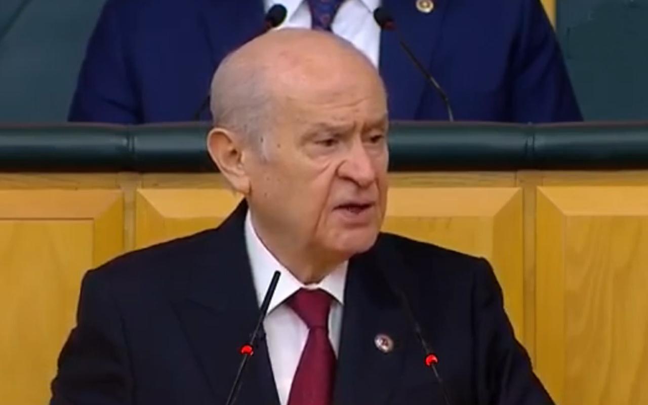 Devlet Bahçeli'den Kılıçdaroğlu'na erken seçim yanıtı her şeyin bir vakti var