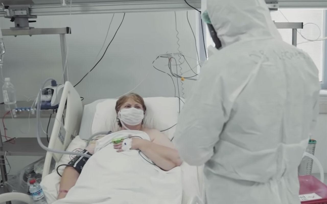 Ankara'da İbni Sina Hastanesi yoğun bakımlarda nasıl bir tedavi uygulanıyor?