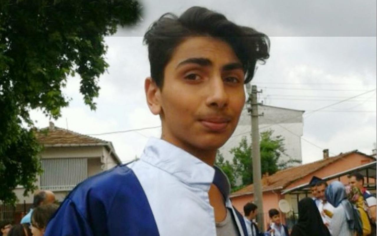 16 yaşındaki lise öğrencisi Emir Çıbık kansere yenildi