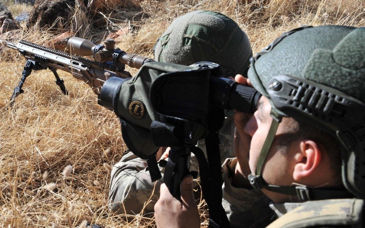 MİT ve TSK'dan ortak operasyon! 3 PKK'lı öldürüldü