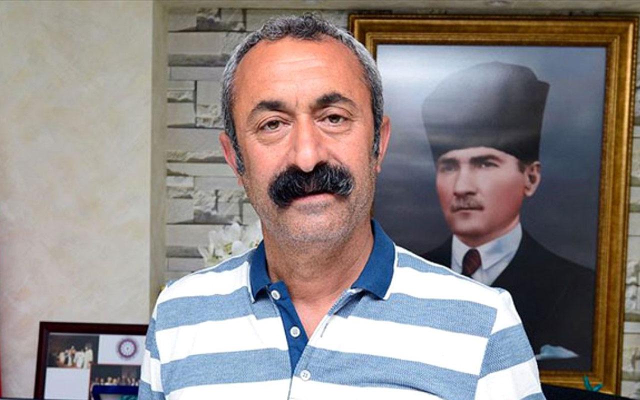 Tunceli Belediye Başkanı Fatih Mehmet Maçoğlu'na soruşturma