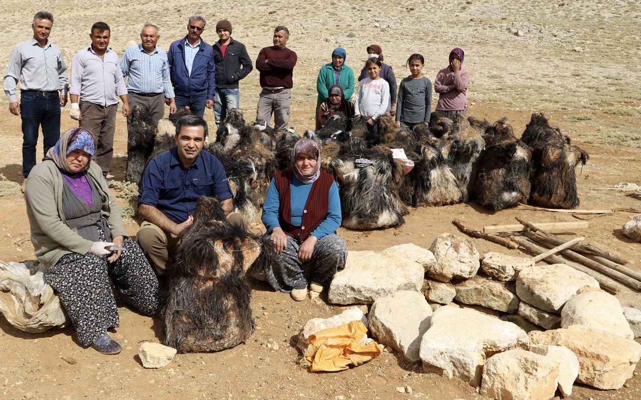 Kilosu 100 lira kuyudan çıkartılıyor! Antalya'da sadece 15 kişi bu işi yapıyor