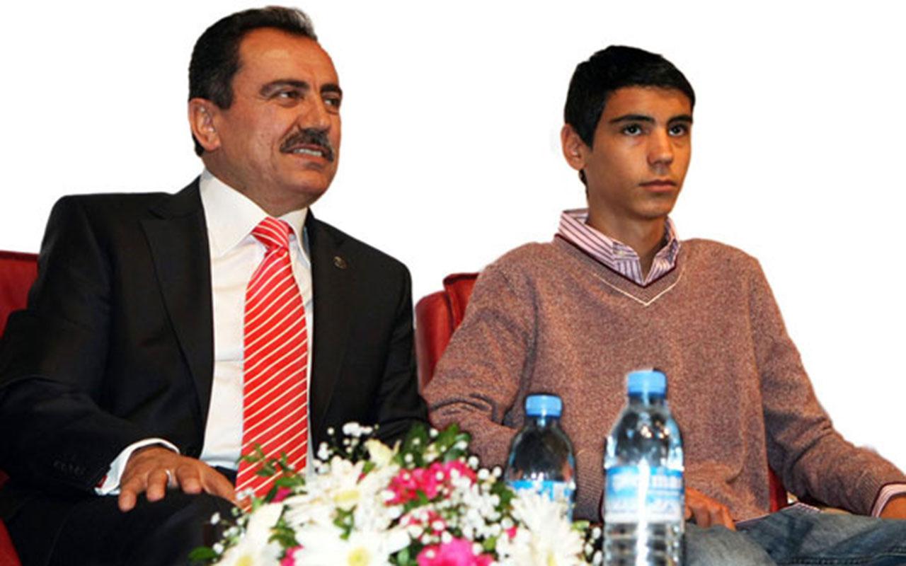Furkan Yazıcıoğlu BBP'yi topa tuttu Muhsin Yazıcıoğlu'nun oğlu
