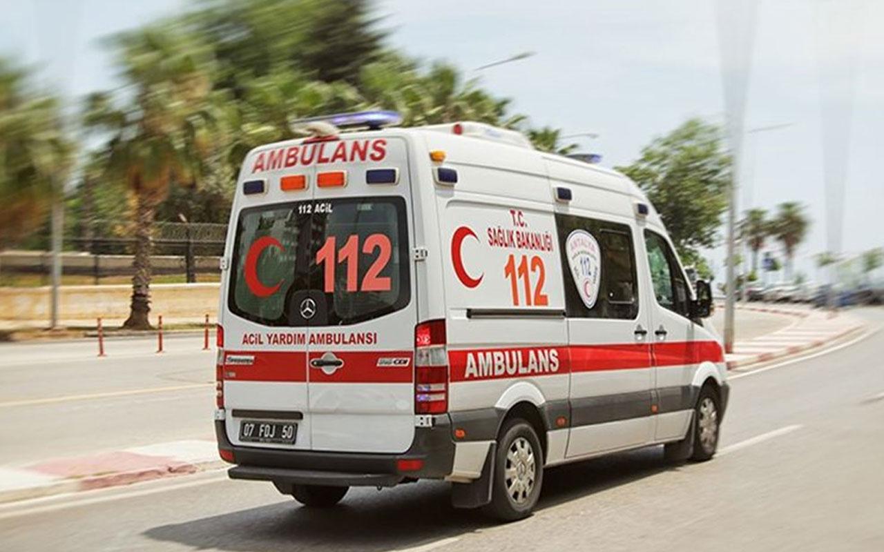 Muş'ta karbonmonoksit gazı faciası! Anne ve 9 çocuğu hastaneye kaldırıldı