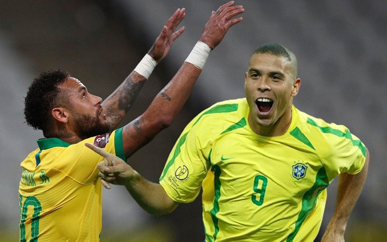 Neymar, Ronaldo'yu geçti ikinci sıraya yerleşti