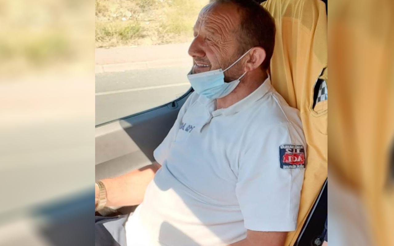 Kayseri'de ambulans şoförü koronavirüsten hayata veda etti