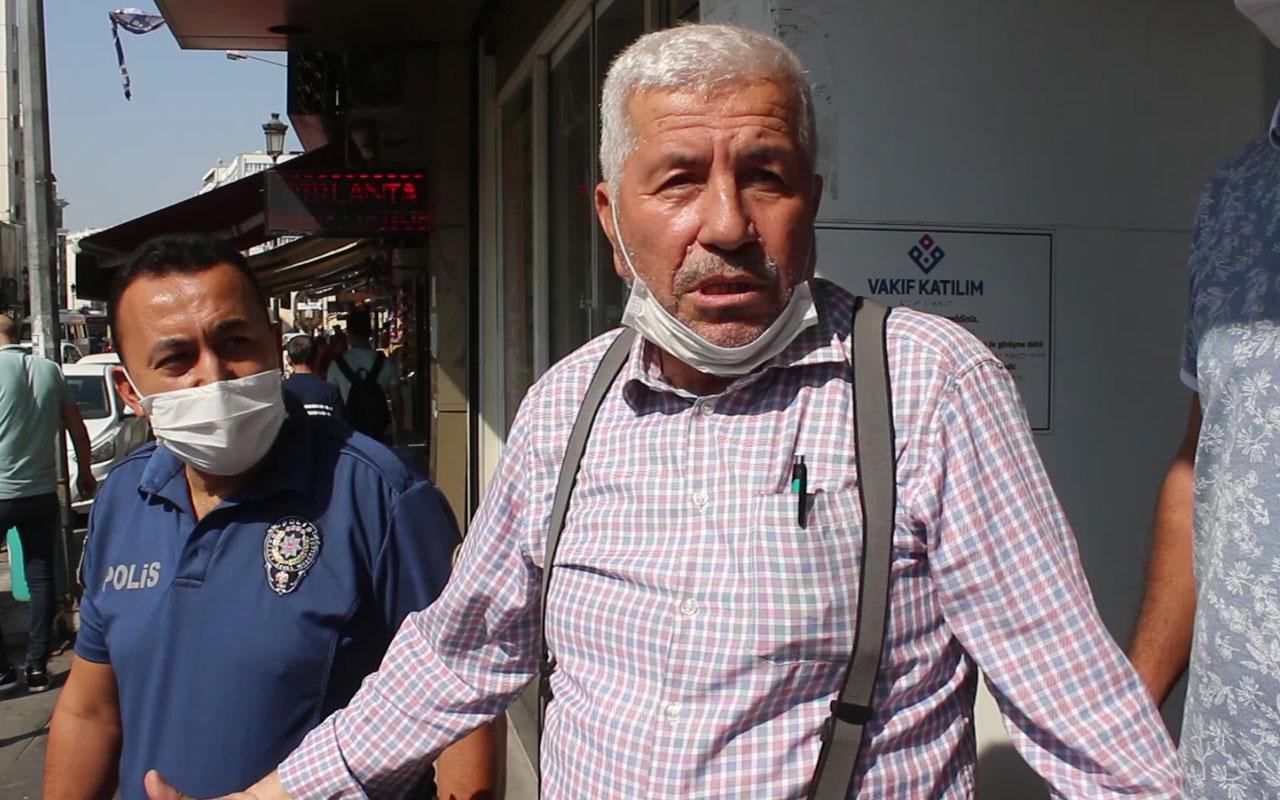 Adana'da polis emeklinin 20 bin lira dolandırılmasını önledi