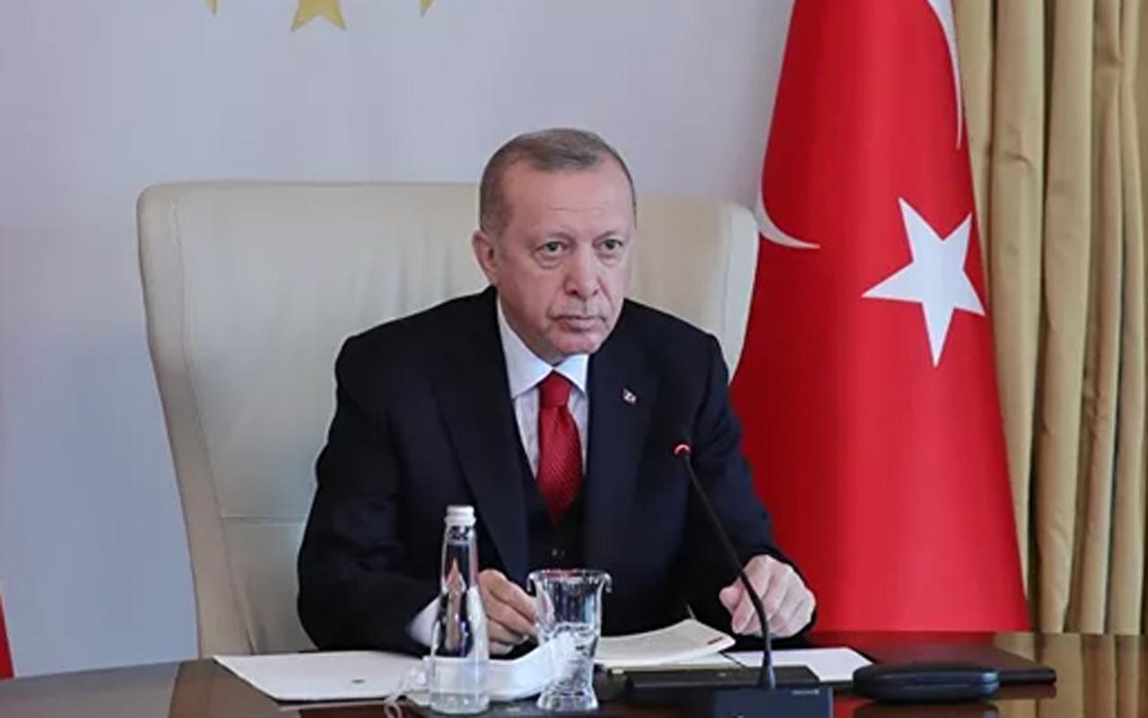 Cumhurbaşkanı Erdoğan Van'dan İzmir'e gidiyor