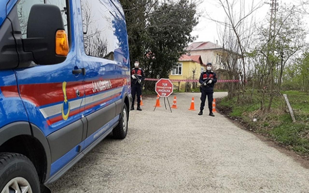 Kırklareli Valiliği açıkladı! 1 köy 3 Aralık'a kadar karantinaya alındı
