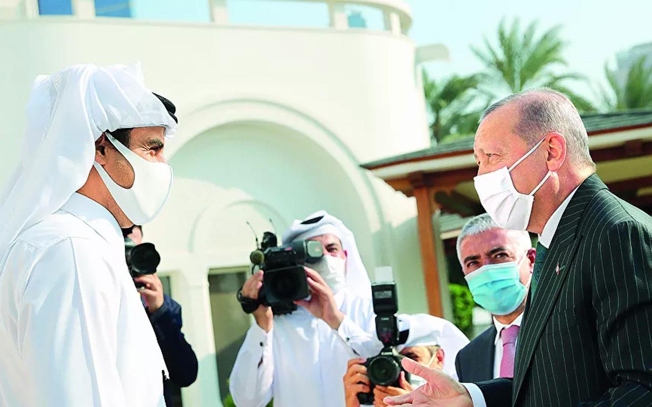 Mehmet Acet yazısında detayları paylaştı: Katar Emiri, Macron'a 'Erdoğan benim babamdır' dedi