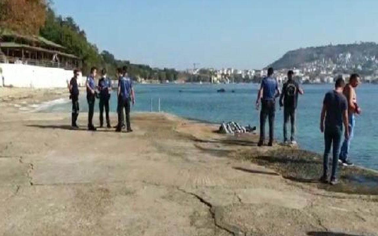 Sinop'ta yaşandı! Denize düşen mühendis hayatını kaybetti