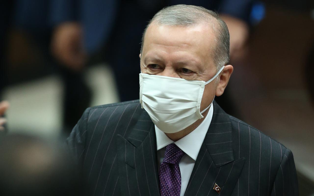 Cumhurbaşkanı Erdoğan'dan 'ışıklar yanıyor' açıklaması: İstifa etsin