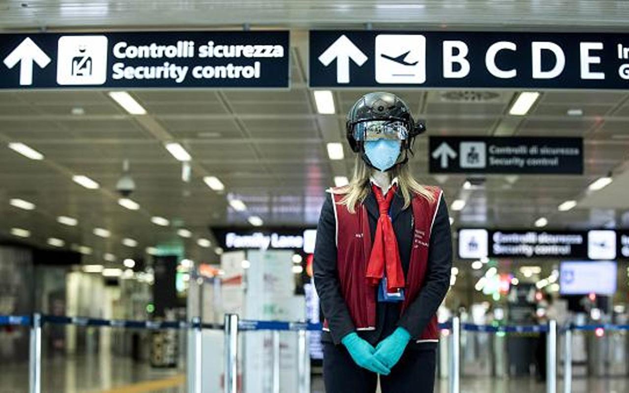 Uçakta 'sağlık vizesi' dönemi için start verildi