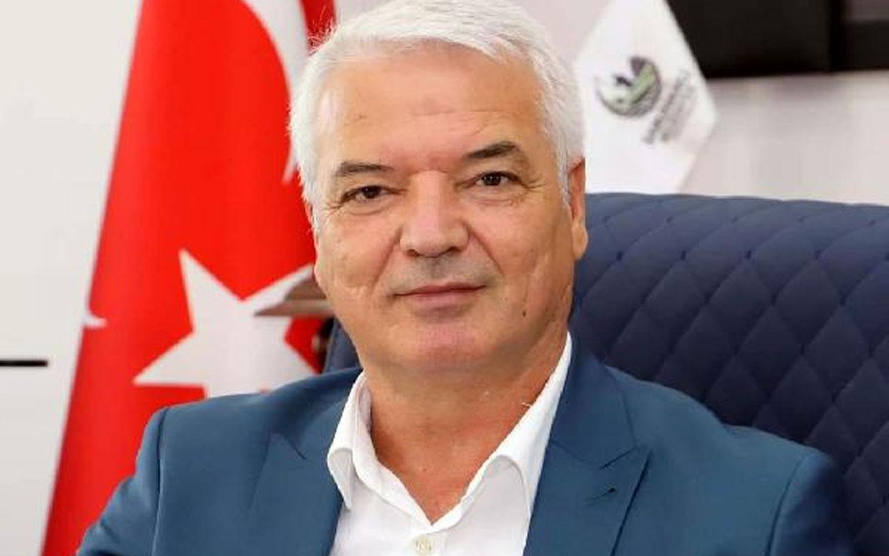 Saruhanlı Belediye Başkanı Zeki Bilgin koronavirüse yakalandı
