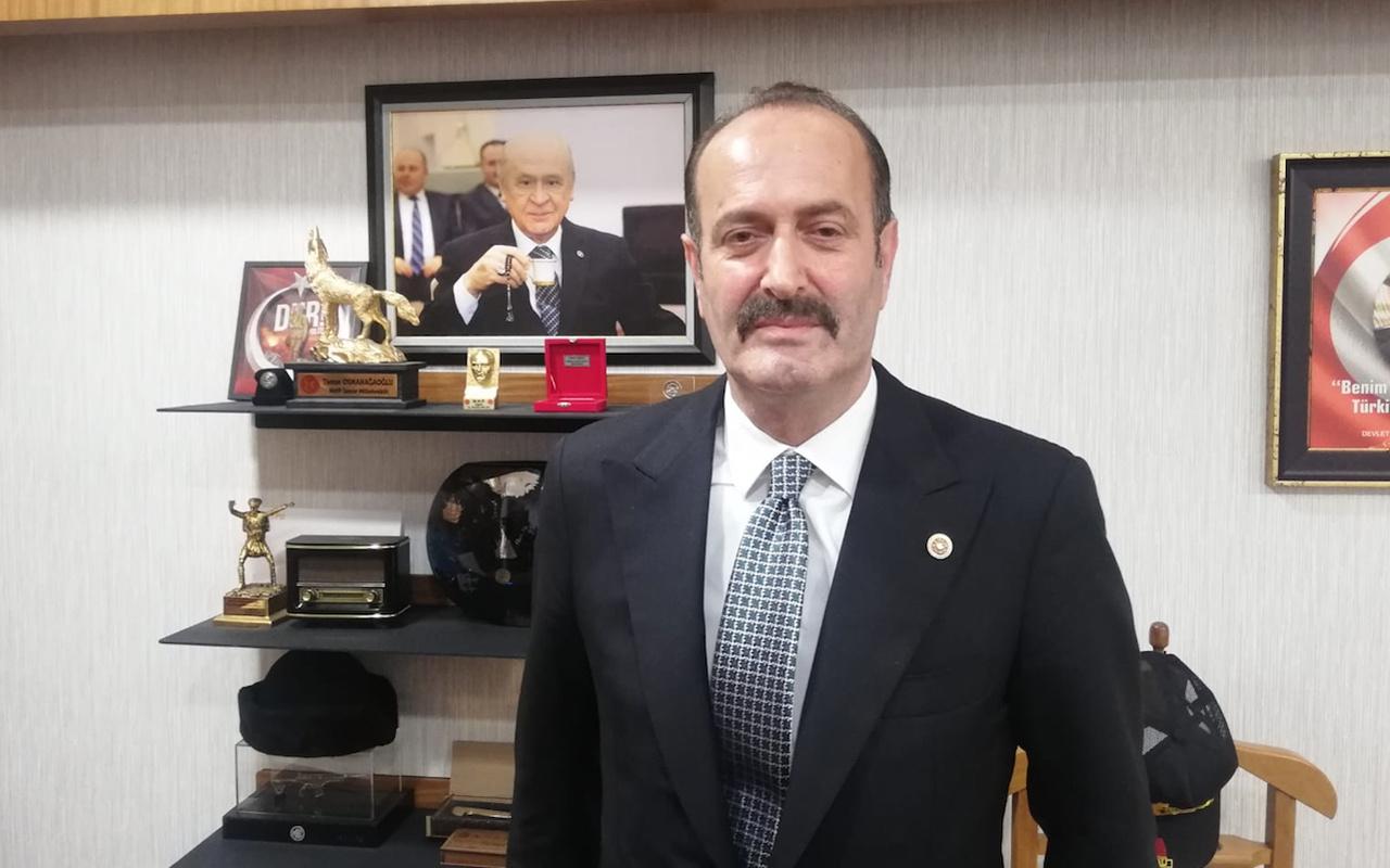 MHP'den PKK ile ilgili sözleri tepki çeken CHP'li Tunç Soyer'e tepki