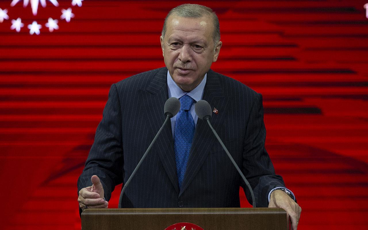 Cumhurbaşkanı Erdoğan: Erken seçim kabile devletlerinde olur