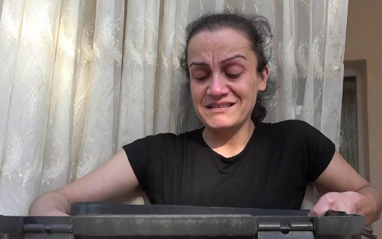 Sivas'ta kedisinin zehirlendiği öğrenince gözyaşlarını tutamadı