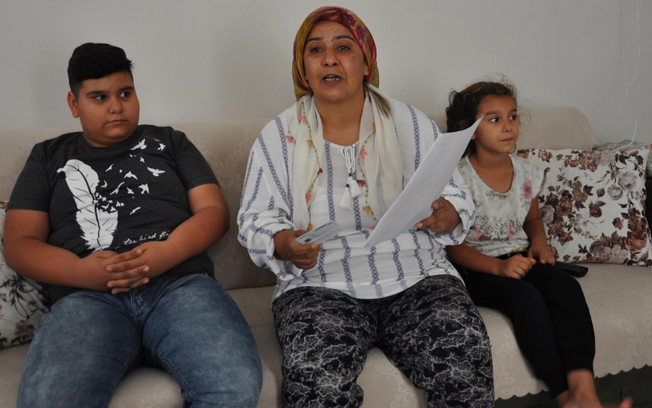 Gaziantep'te kimlik fotokopisini kaybetti! Başına gelmeyen kalmadı