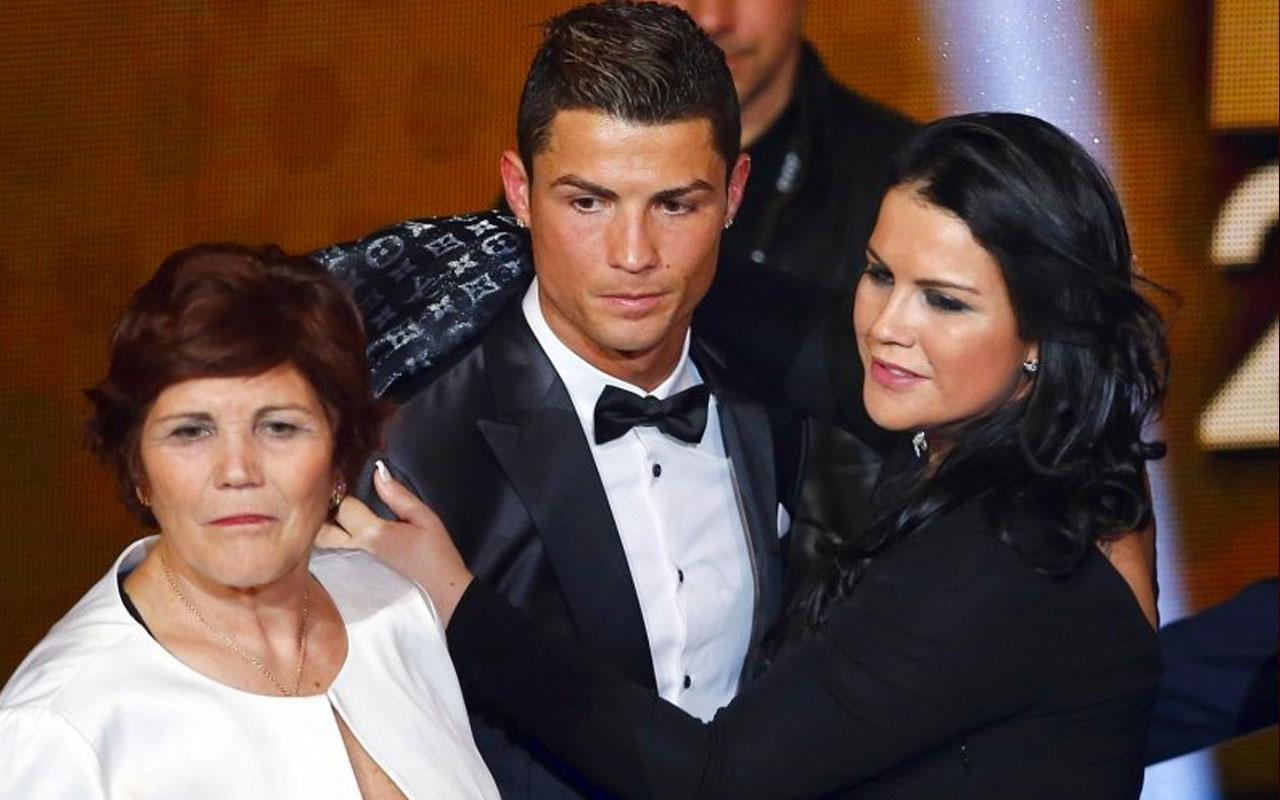 Cristiano Ronaldo'nun ablası: Dünyayı aptal yerine koymayı bırakın