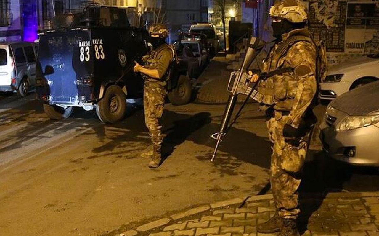İstanbul'da DHKP/C operasyonu: 7 gözaltı