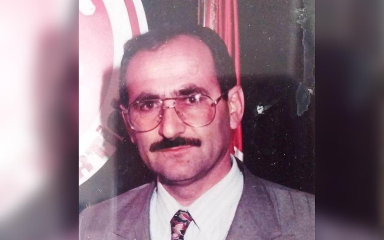 Niğde'de eski belediye başkanı Mahmut Durak sırtından vurularak öldürüldü