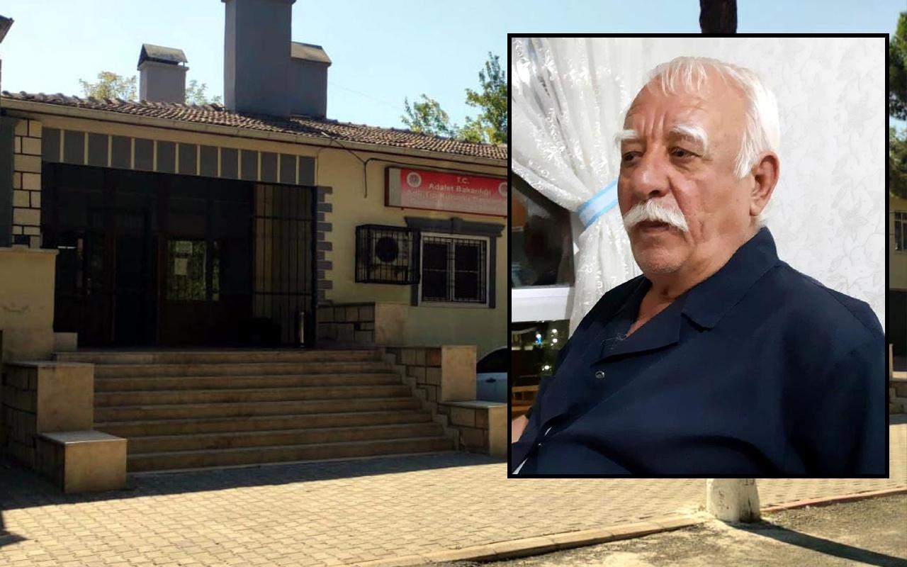 Gaziantep'te oğlunun iş yerine giden yaşı adam feci şekilde öldü