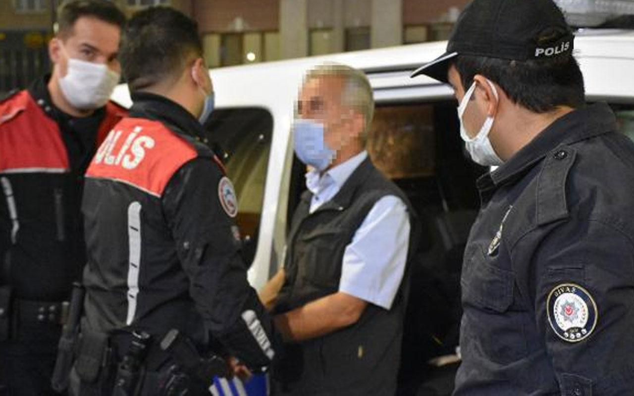 12 yaşındaki kızı taciz etmişti! Sivas'taki mide bulandıran olayda tutuklama