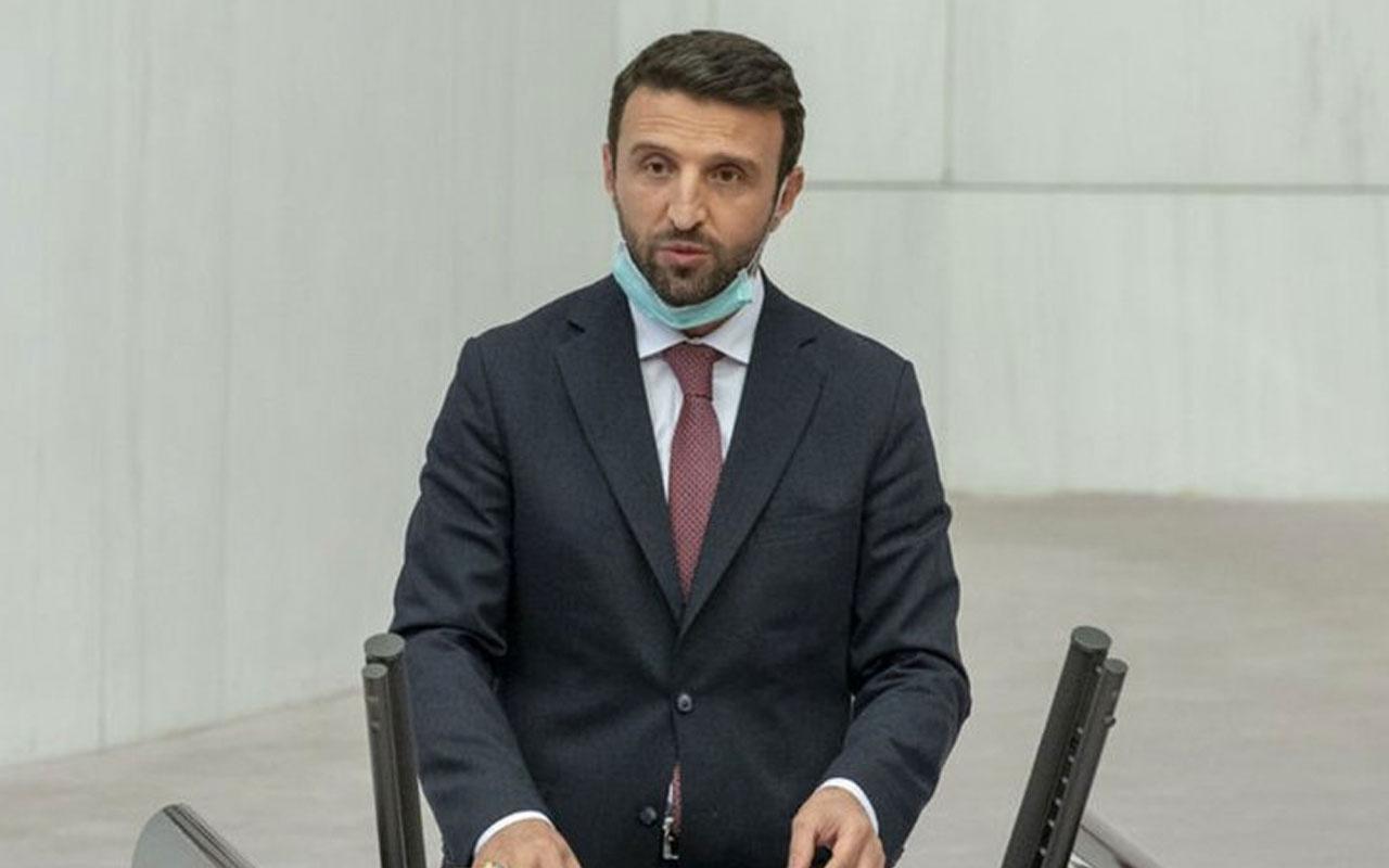 Meclis'te ender anlar! AK Partili Orhan Yeğin'in konuşmasını CHP ve HDP'liler alkışladı